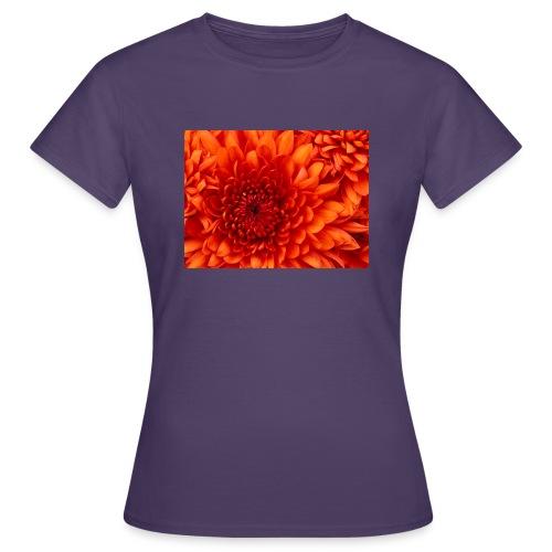 Chrysanthemum - Maglietta da donna