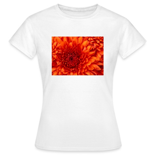 Chrysanthemum - Vrouwen T-shirt