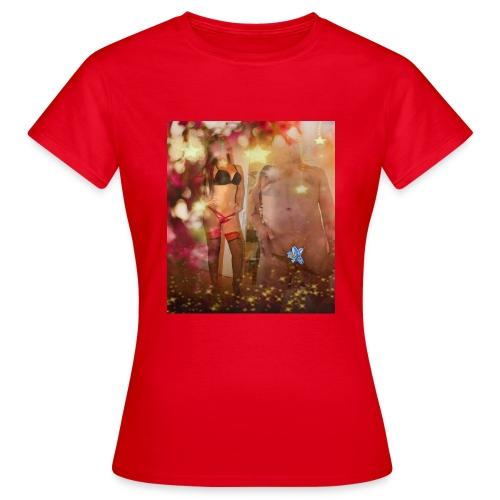 herbst Sinfonie - Frauen T-Shirt