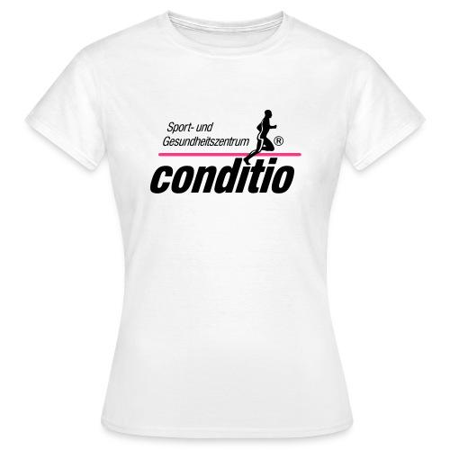 conditio_neu_vektor - Frauen T-Shirt