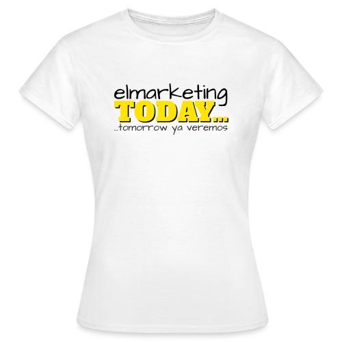 LOGOTIPO - Camiseta mujer