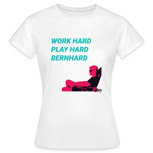 Das offizielle BERNHARD Shirt - Frauen T-Shirt