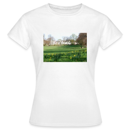 Hamburg Inno - Frauen T-Shirt