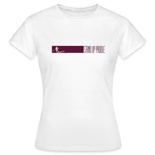 SUP-profil.png - T-shirt Femme