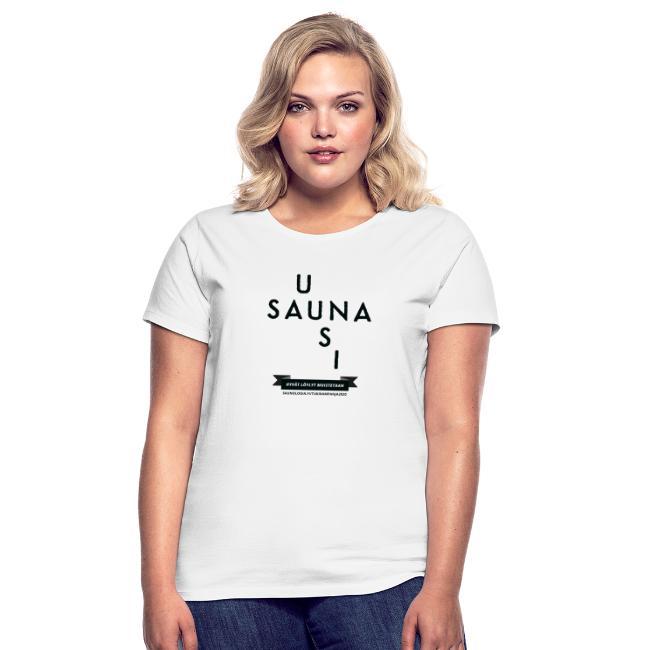 Uusi Sauna - Valkea