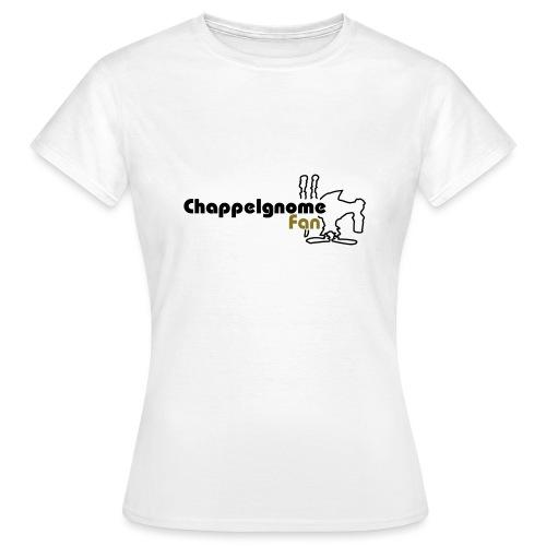 chappelgnome fan logo - Frauen T-Shirt