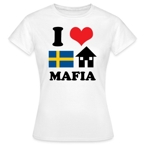i love swedish house mafia copy - Women's T-Shirt