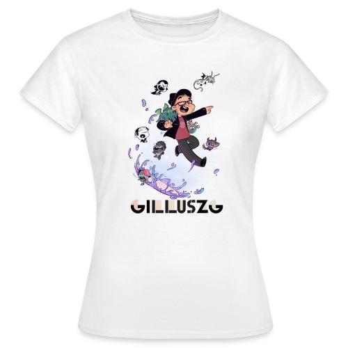 GillusZG tshirt - T-shirt Femme