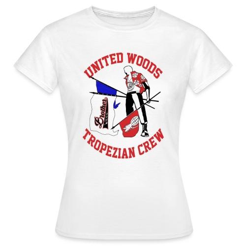 United woods - T-shirt Femme
