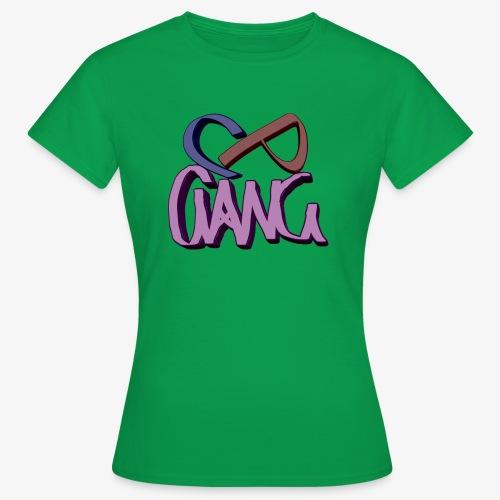 CP-GANG - Naisten t-paita