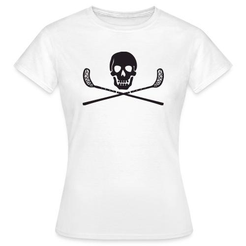 scull - T-shirt dam