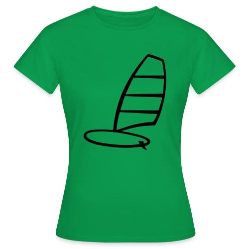 Windsurf - Vrouwen T-shirt