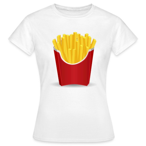 Pommes - Frauen T-Shirt