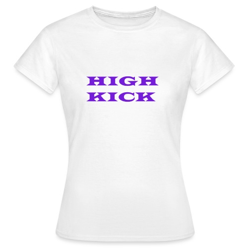 HIGH KICK HOODIE [LIMITED EDITION] - Women's T-Shirt