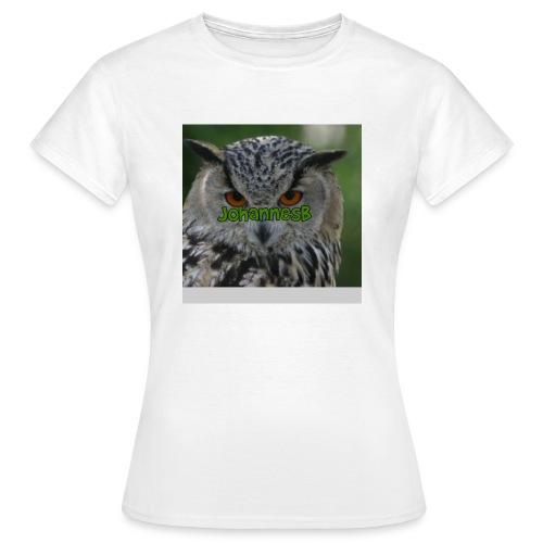 JohannesB lue - T-skjorte for kvinner