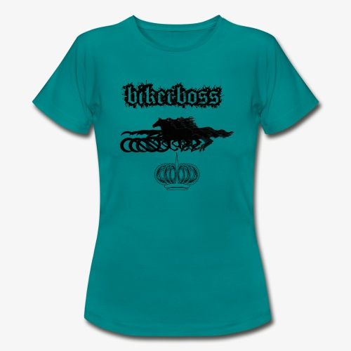 horsebiker - T-shirt Femme
