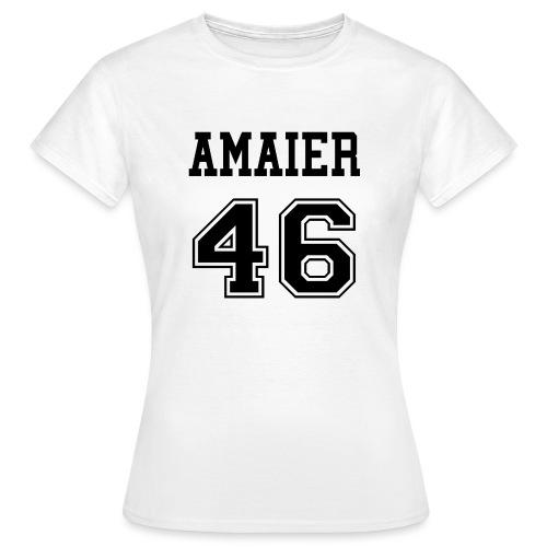 TEAM DEL 46 - Camiseta mujer