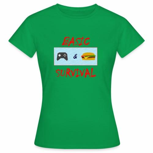 Basic Survival - Women's T-Shirt