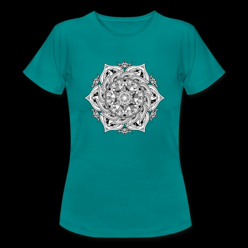 Mandala - Maglietta da donna