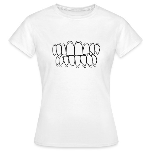 TEETH! - Women's T-Shirt
