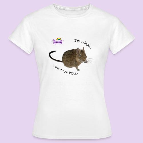 Degu What? NBG - Women's T-Shirt