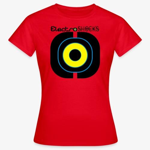 Haut parleur avec texte - T-shirt Femme