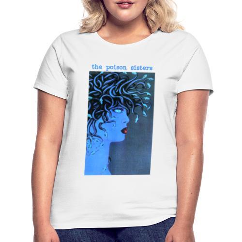 Medusa Blue - Women's T-Shirt