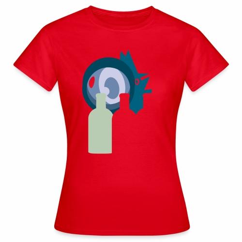 Systembevakningsagenten - T-shirt dam