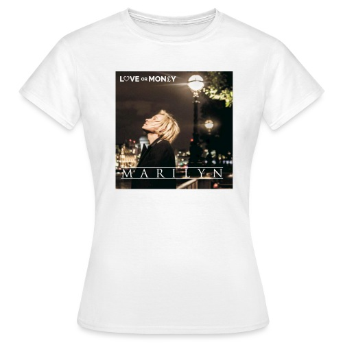 loveormoney jpg - Women's T-Shirt