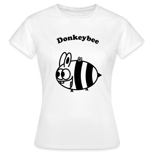 Donkeybee - Frauen T-Shirt