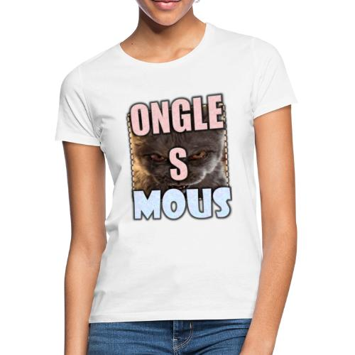 ONGLES MOUS - T-shirt Femme