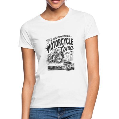 Motrorcycle - T-skjorte for kvinner