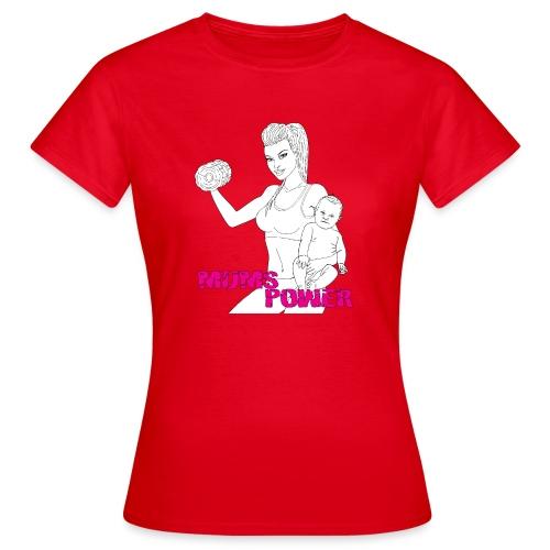 MUMS POWER - Camiseta mujer
