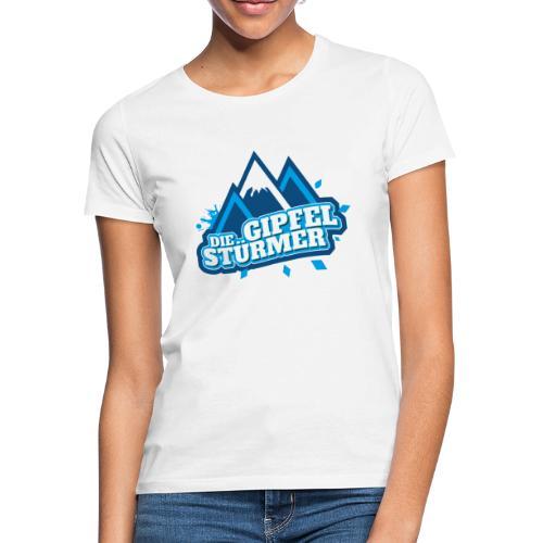 Die Gipfelstürmer LOGO - Frauen T-Shirt