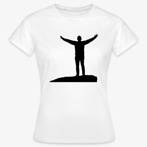CONQUER - Dame-T-shirt