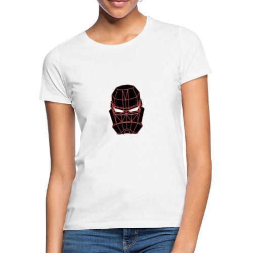 rouge masque spatial - T-shirt Femme