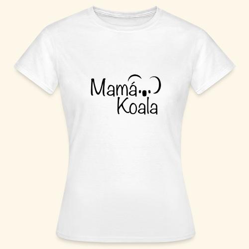 Mamá Koala - Camiseta mujer