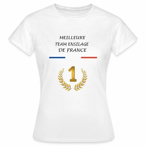 TEAM ENSILAGE - T-shirt Femme