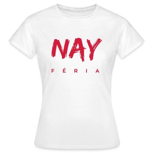 Nay - féria - T-shirt Femme