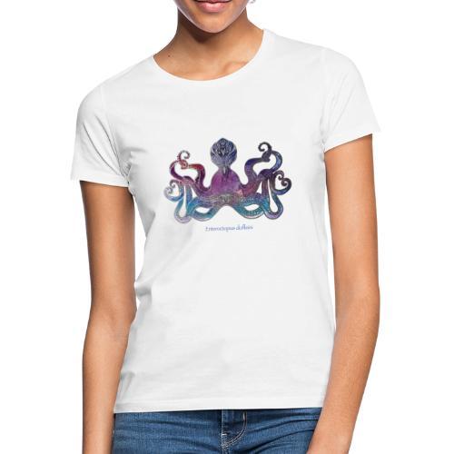 Pulpo Gigante - Camiseta mujer