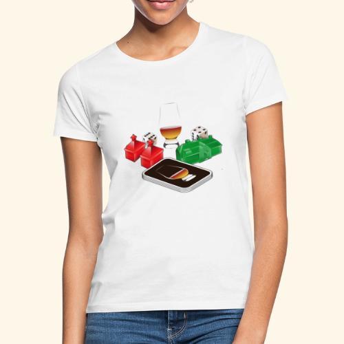 Distillery - Frauen T-Shirt