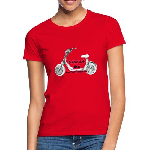 Neorider Scooter Club - T-shirt Femme
