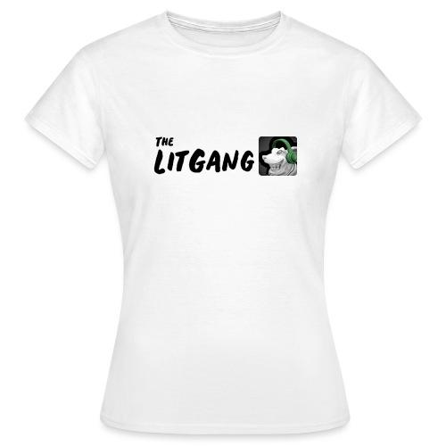 LitGang - Women's T-Shirt