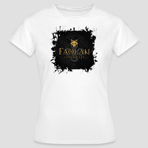 Chronicles Cover - Frauen T-Shirt