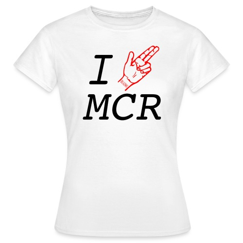 I Gunfinger MCR Black Red - Women's T-Shirt