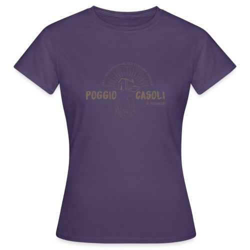 Poggio Casoli_Istituzionale - Maglietta da donna