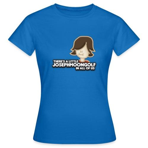 JosephMoonGolf - Women's T-Shirt