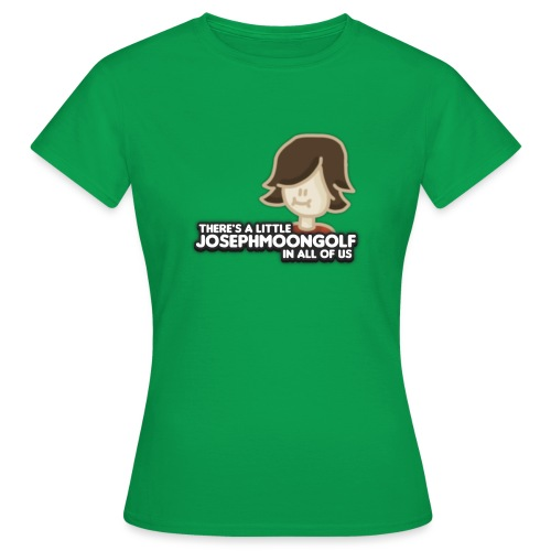 JosephMoonGolf - Women's T-Shirt
