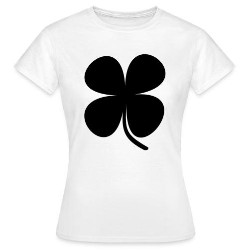 CLOVER - Camiseta mujer