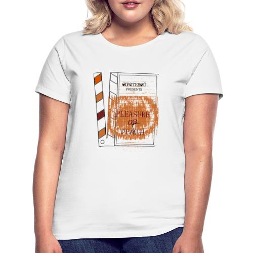Pleasure Cipotescü - Camiseta mujer